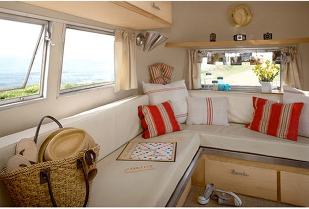 The photo's of this next Airstream make me dream of a vacation by ...
