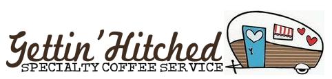 vintage camper coffee service