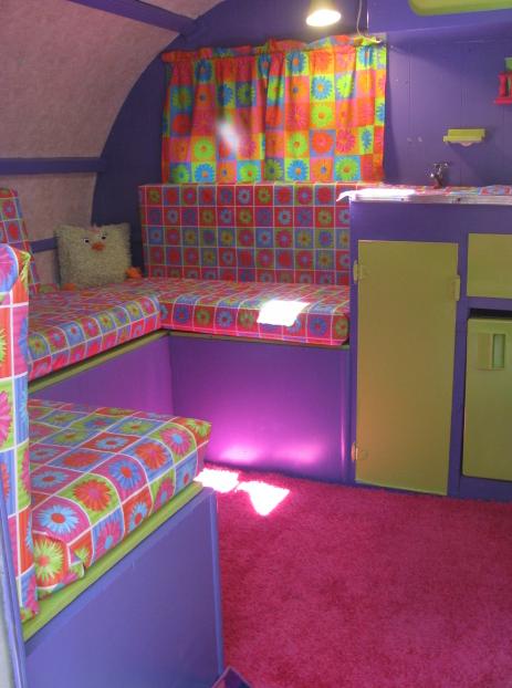 Neon Camper picture